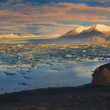 Head Of The Glacier