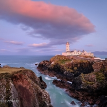 The Light Of Fanad Head
