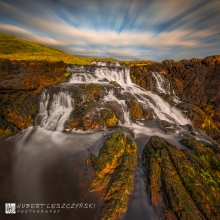 Dunseverick Waterfall IV