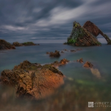 The Fiddle Rock