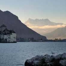 Le Chateau de Chillon 2